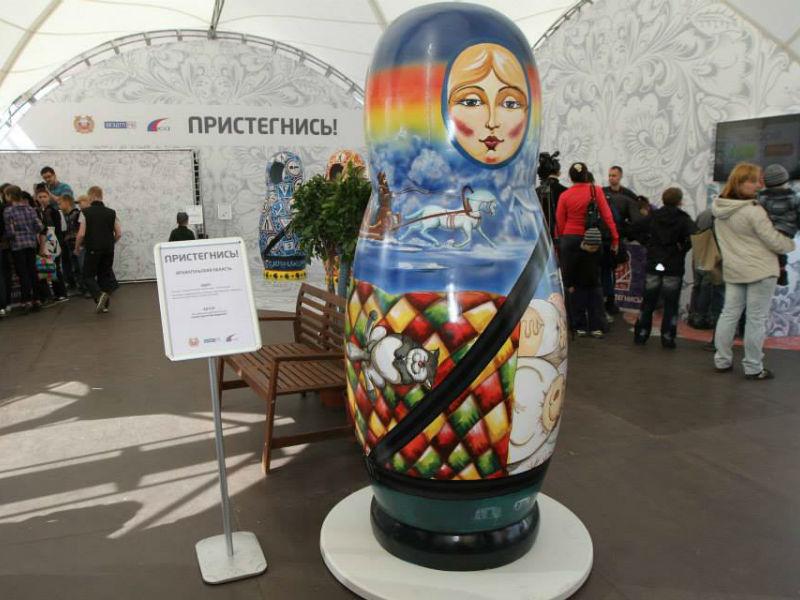 Архангельску посоветовали пристегнуться